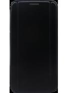 MYCANDY GALAXY S6 EDGE BOOK TYPE CASE BLACK