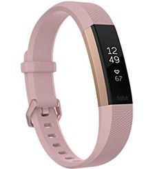 FITBIT ALTA HR LARGE,  pink rose gold