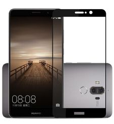 SMART IGUARD HUAWEI MATE 9 BLACK FULL COVER GLASS