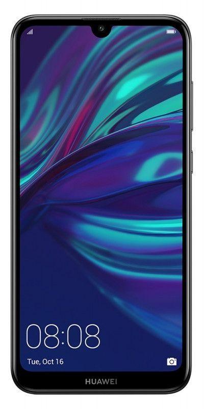 HUAWEI Y7 PRIME 2019 32GB 4G DUAL SIM, midnight black