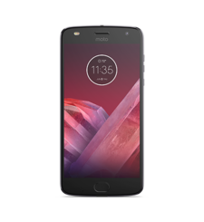 MOTO Z2 PLAY 64GB 4G DUAL SIM,  lunar grey