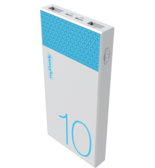 MYCANDY 10000 MAH POWERBANK PB18,  blue