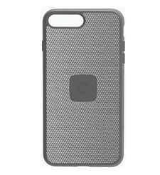 CYGNETT IPHONE 8 PLUS BACK CASE URBANSHIELD,  silver