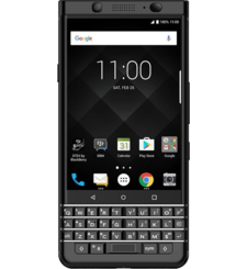 BLACKBERRY KEYONE SINGLE SIM,  black special edition, 64gb