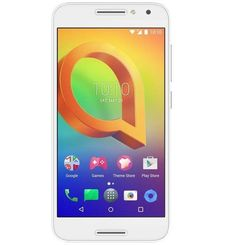 ALCATEL A3 5046U 16GB 4G DUAL SIM,  white