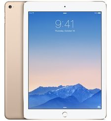 APPLE IPAD AIR 2 4G 128GB,  gold