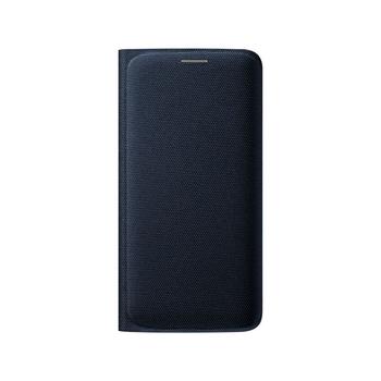 SAMSUNG GALAXY S6 EDGE FABRIC WALLET,  black