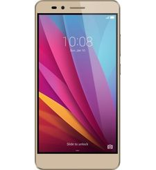 HUAWEI HONOR 5X DUAL SIM 4G,  gold
