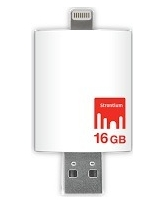 STRONTIUM IDRIVE USB 3.0 FOR IOS MAC & PC, 32 gb