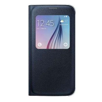 SAMSUNG GALAXY S6 FABRIC SVIEW,  black