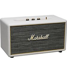 MARSHALL STANMORE BLUETOOTH SPEAKER,  cream