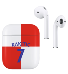 APPLE AIRPODS FIFA SUPERSTARS SERIES,  rakitic , matte