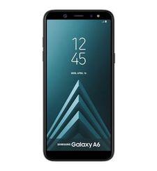 SAMSUNG GALAXY A6 A600F 64GB 4G DUAL SIM,  black