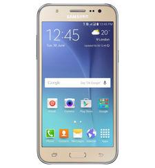 SAMSUNG GALAXY J710FD DUAL SIM 4G 2GB RAM,  gold