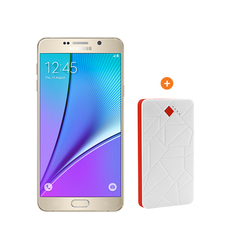 SAMSUNG GALAXY NOTE 5 N920C 4G LTE,  gold, 32gb