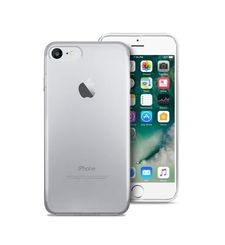 Puro iPhone 7 Ultra-Slim 0.3 Nude Cover Transparent