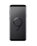 SAMSUNG GALAXY S9 DUAL SIM,  black, 128gb