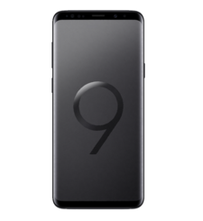 SAMSUNG GALAXY S9 PLUS DUAL SIM,  black, 128gb