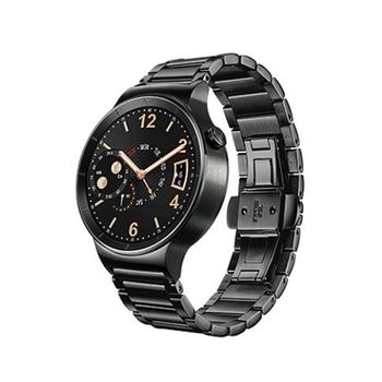 HUAWEI W1 SMARTWATCH BLACK EDITION METAL,  black