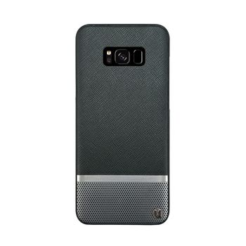 UUNIQUE GALAXY S8 BOOK TYPE CASE GUNMETAL
