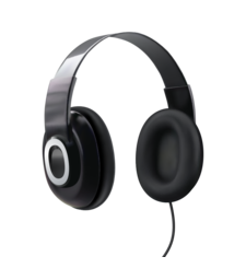 MIX STEREO HEADSET H219D BLACK