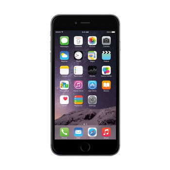 APPLE IPHONE 6 PLUS 4G LTE,  silver, 128gb