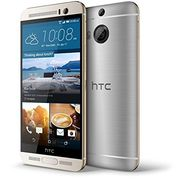 HTC ONE M9 PLUS 4G LTE,  gold on silver, 32gb