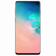 SAMSUNG GALAXY S10 128GB DUAL SIM,  white