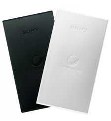 SONY POWER BANK 5000MAH BLACK+ SONY POWER BANK 5000MAH WHITE,  black