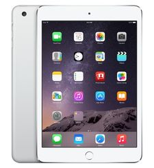 APPLE IPAD MINI 3 WIFI 64GB,  رمادي