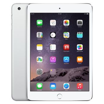 APPLE IPAD MINI 3 4G 16GB,  فضي