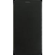 MYCANDY GALAXY A710 FLIP COVER,  black