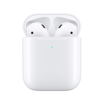 APPLE AIRPODS SECOND GEN WITH WIRELESS CHARGING