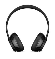 BEATS SOLO3 WIRELESS ON-EAR HEADPHONES,  gloss black