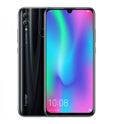 HONOR 10 LITE 64GB 4G DUAL SIM,  midnight black