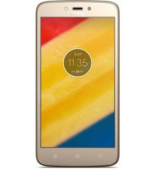 MOTOROLA C PLUS 16GB 4G DUAL SIM,  gold