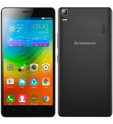 LENOVO A7000 DUAL SIM 4G LTE,  أسود, 8GB