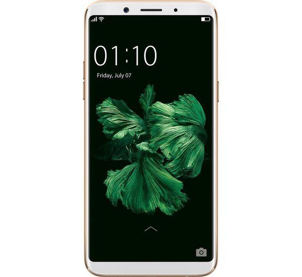 OPPO F5 32GB 4G DUAL SIM, gold
