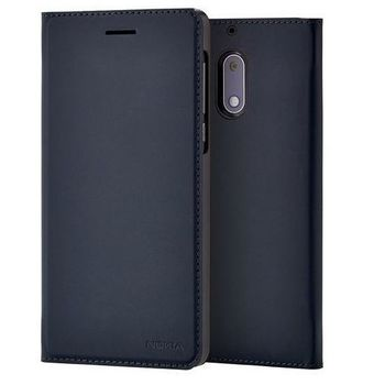 NOKIA 5 FLIP COVER,  dark blue