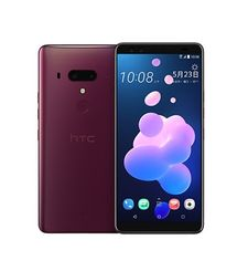 HTC U12 PLUS 128GB 4G DUAL SIM,  red