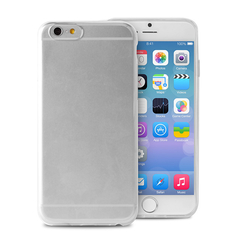 """PURO CRYSTAL COVER IPHONE 6 and 6S 4.7"""",  plasma transparent"""
