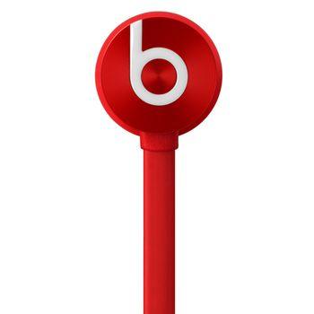 BEATS URBEATS IN EAR HEADPHONE,  red