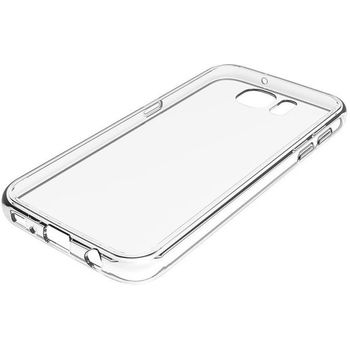 MYCANDY S7 EDGE TPU BACK CASE CLEAR