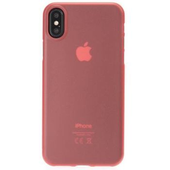 AIINO IPHONE X BACK CASE ZERO,  red