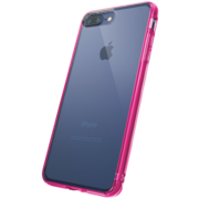 MYCANDY IPHONE 7 / IPHONE 8 BACK CASE GHOST SHOCK PINK