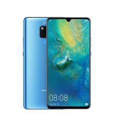 HUAWEI MATE 20 X 128GB 4G DUAL SIM,  midnight blue