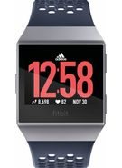 FITBIT ICONIC ADIDAS EDITION INK BLUE ICE GRAY SILVER GREY