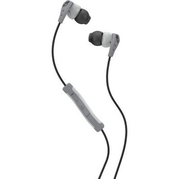 SKULLCANDY STEREO EARPHONE,  grey