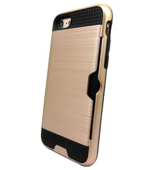 MYCANDY IPHONE 7 BACK CASE KNOX,  Gold