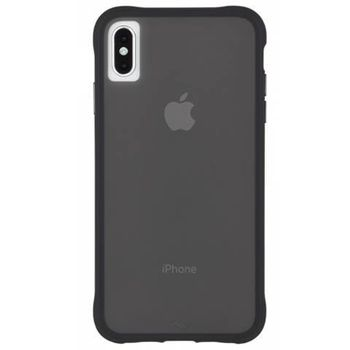 CASEMATE IPHONE XS MAX BACK CASE TOUGH MATTE BLACK